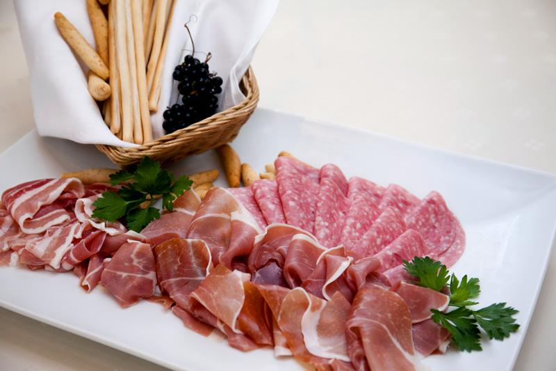 イタリア産ハム3種